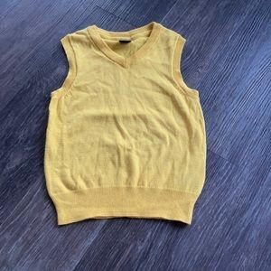 4/$20 Boys Gap Thin Sweater Vest Sz 3